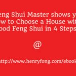 Feng Shui – Kitchen Best Practices